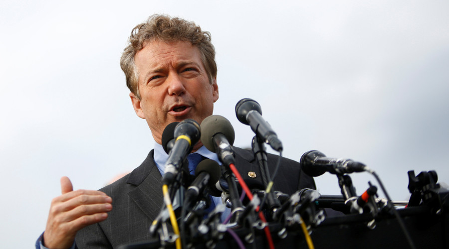 Rand Paul leads charge against GOP 'Obamacare-lite' plan, files repeal-only bill