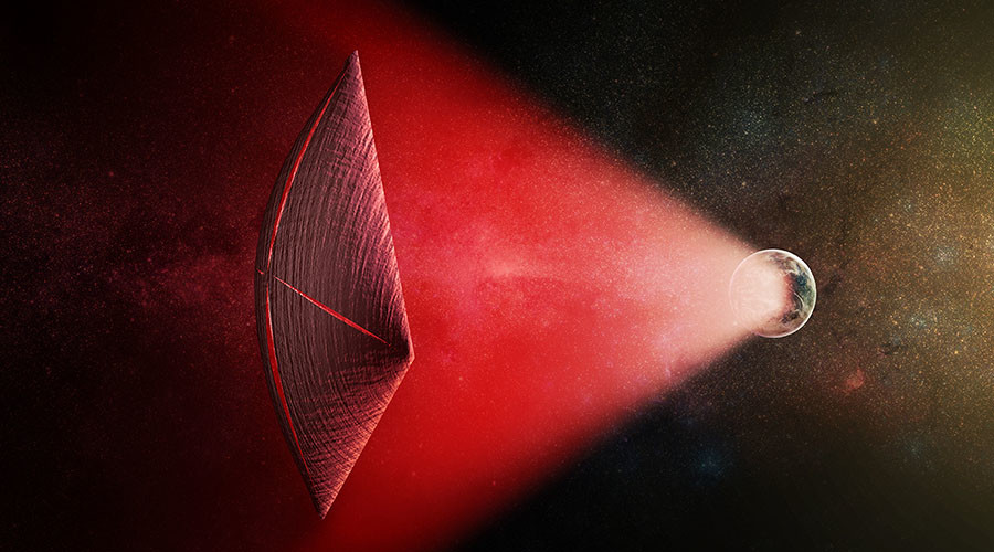'Fast radio bursts' from space may be powering alien ships – Harvard study (POLL)