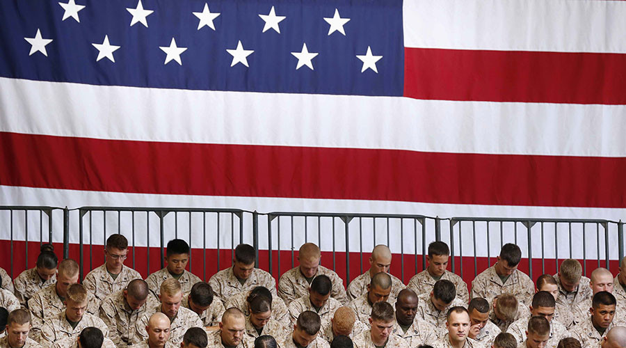 Nude photo scandal rampant across US military, not just Marines – report