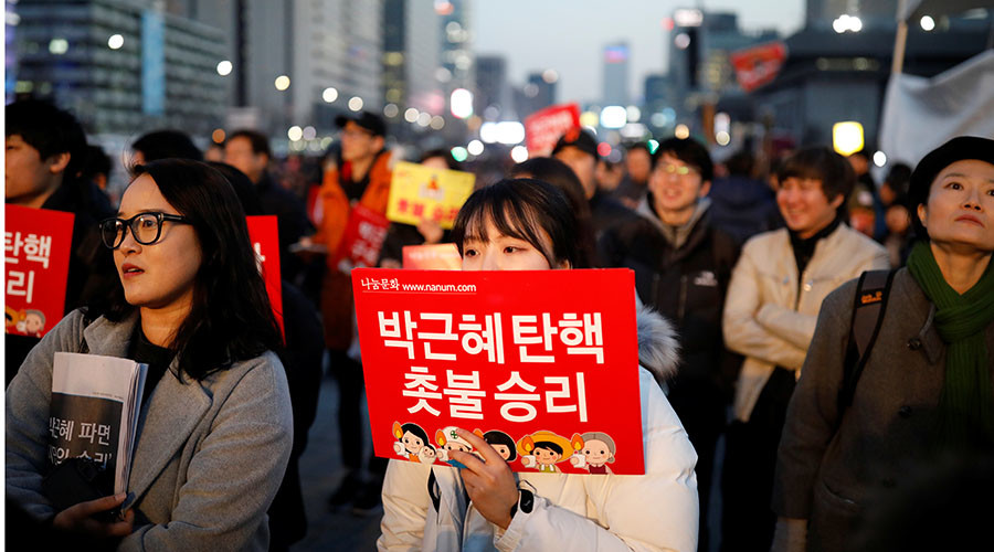 'Park's impeachment, THAAD: Security tensions mounting on Korean peninsula'