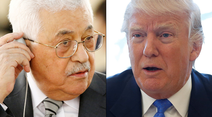 Abbas calls US Ambassador 'son of a dog' over his Israeli settlements stance