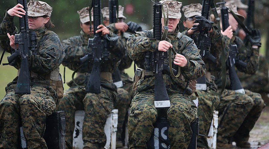 Top Marine calls on victims of nude photo scandal to come forward