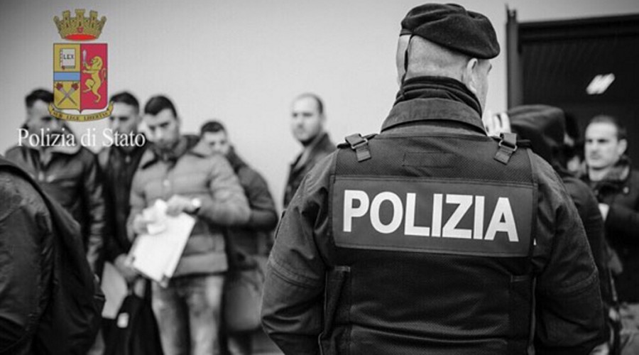 Man arrested in Palermo over fatal burning of homeless man (GRAPHIC VIDEO)