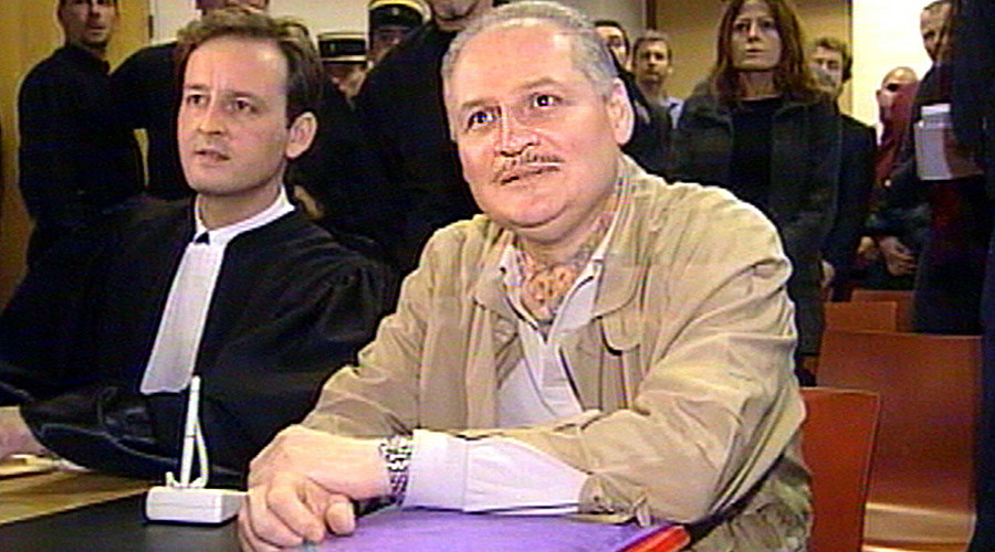 'Carlos the Jackal' on trial for 1974 grenade attack, faces 3rd life sentence