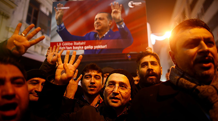 'EU punishes Turkey for mending relations with Russia, NATO's Enemy №1'