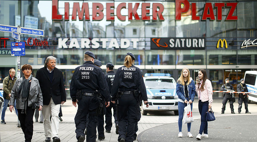 ISIS behind plot to attack Essen shopping mall – German Interior Minister