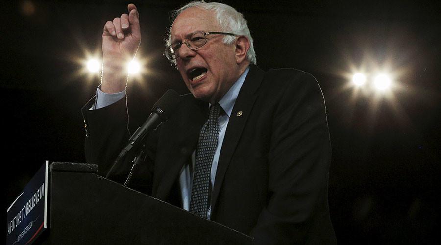 Sanders blasts GOP healthcare act's 'disgraceful' tax breaks for the wealthy