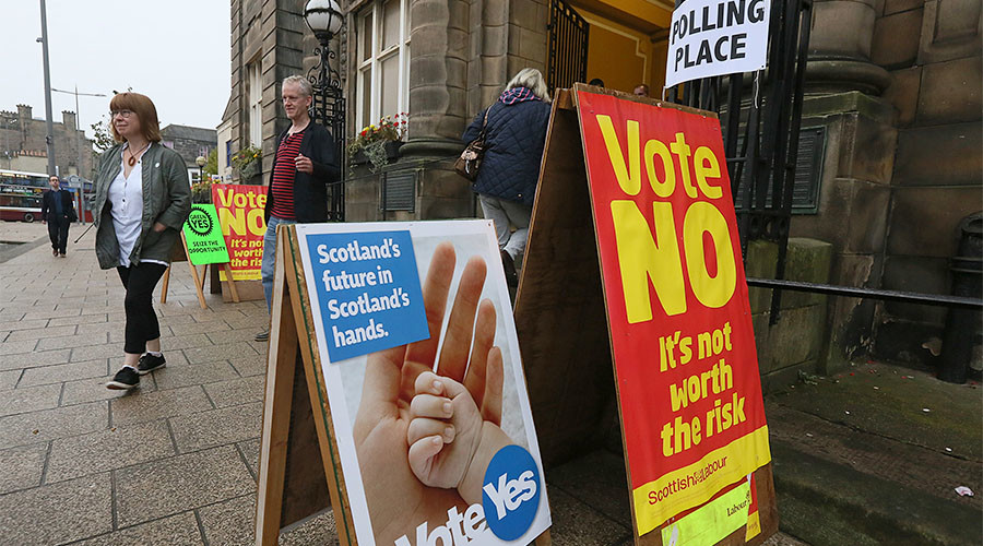 #IndyRef2: Second Scottish independence vote reignites online debate