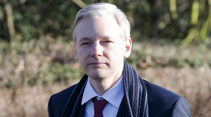 WikiLeaks' Assange hits back at senator's calls for his imprisonment
