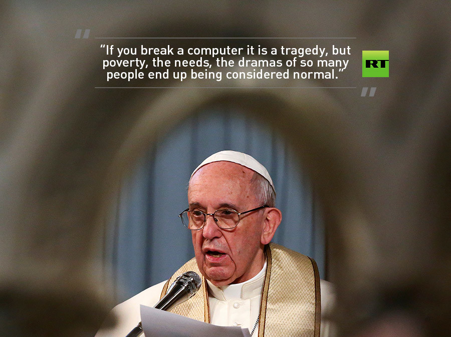 Pope Francis Quotes Transgender Kids Gay Marriage & Women In The Church 4 Years Of .