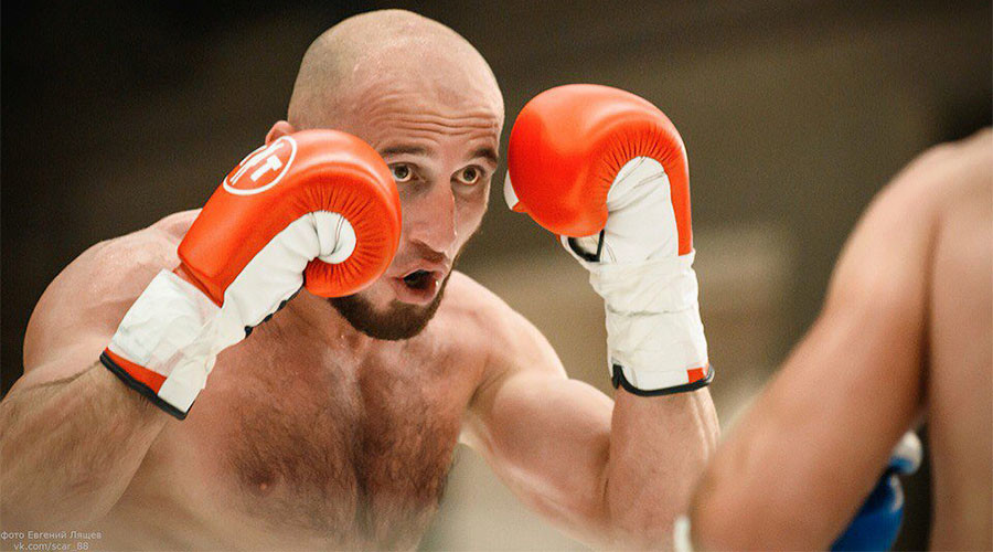 Kickboxing world champion arrested in Moscow