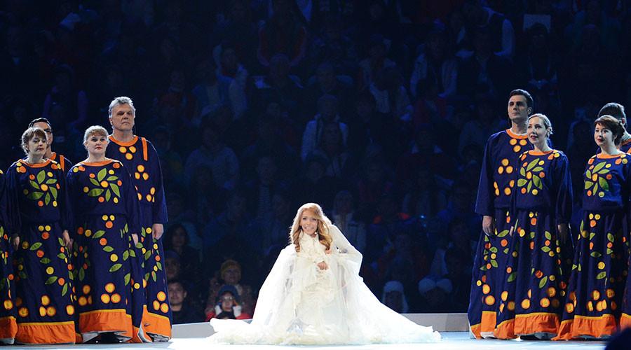 Russia announces last-minute entry for Eurovision in Ukraine, ending boycott rumors