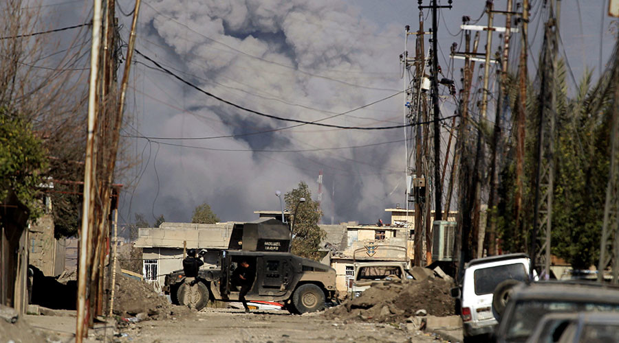 'Worse number of airstrike casualties in Mosul than during Aleppo, media fails to cover' – monitor