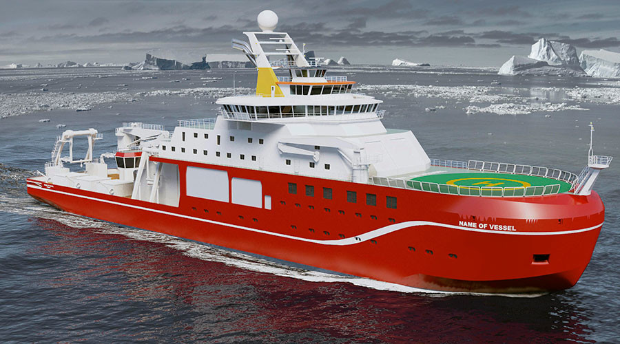 Boaty McBoatface sets off for Antarctica on maiden voyage, met with mixed reactions