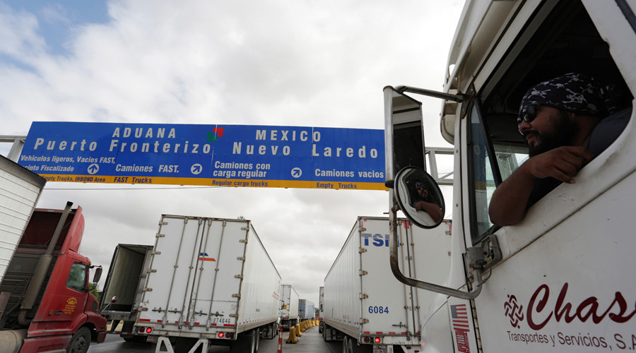 Mexico looks to increase Russian, EU trade with NAFTA uncertainty