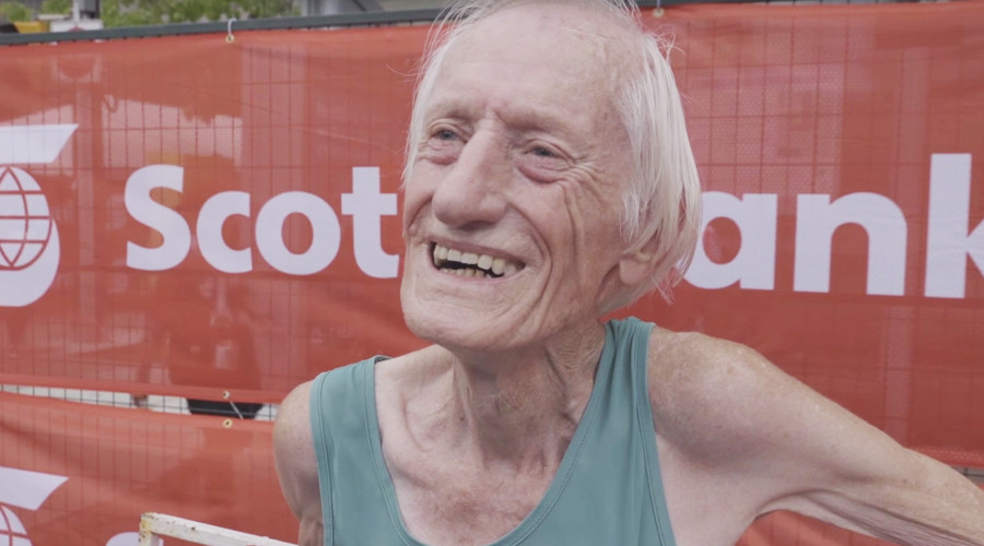 Octogenarian marathon record runner & medical marvel dies aged 86