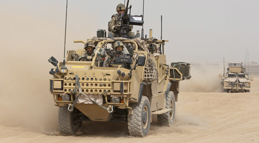 British troops leaving Germany should get permanent base in Jordan – defense association