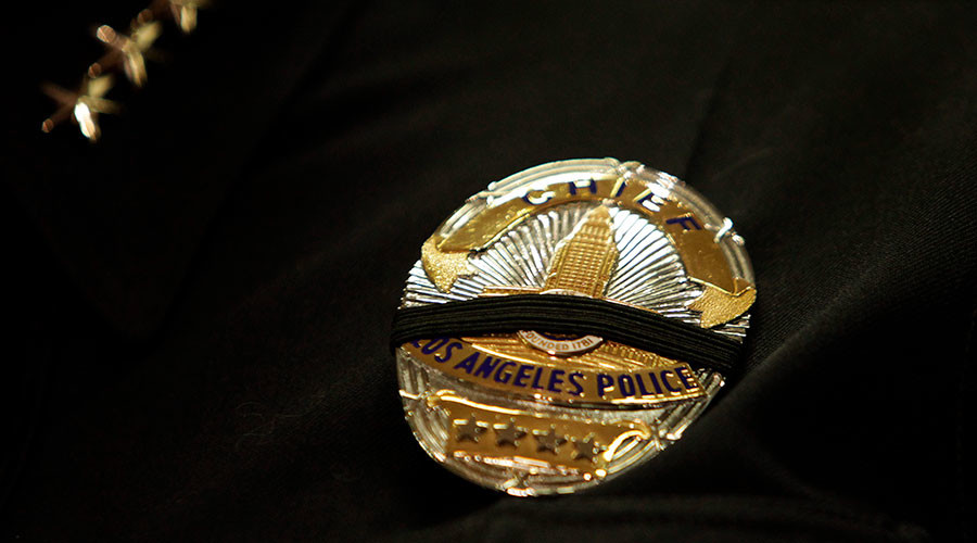 LA County sheriff to spend $300k on gold belt buckles for deputies