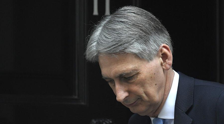 Hammond's U-turn on National Insurance savagely mocked on social media (TWEETS)