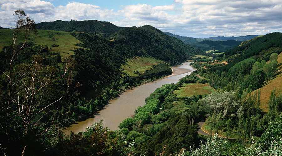 River given legal person status by NZ govt in landmark move