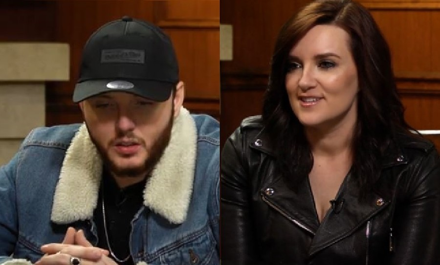 British music sensation James Arthur & country star Brandy Clark