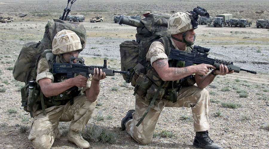 Apocalypse now? Ex-commando colonel claims moral collapse in killer marine's unit