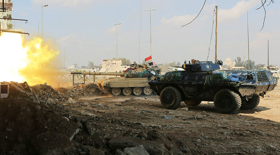 'Most terrorists will escape Mosul - like they escaped from Ramadi & Fallujah'