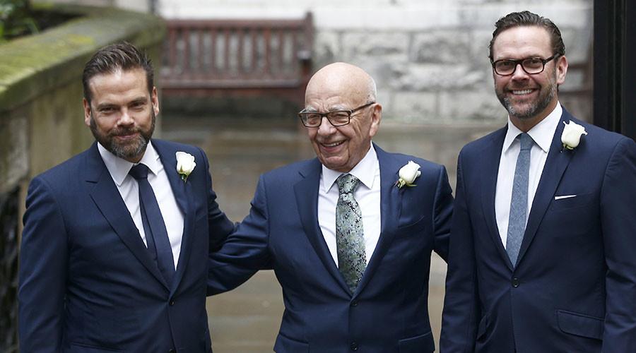 Rupert Murdoch's bid for Sky to be reviewed by UK regulators