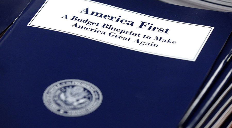 Trump's budget requests $54 bn defense increase, while slashing other departments