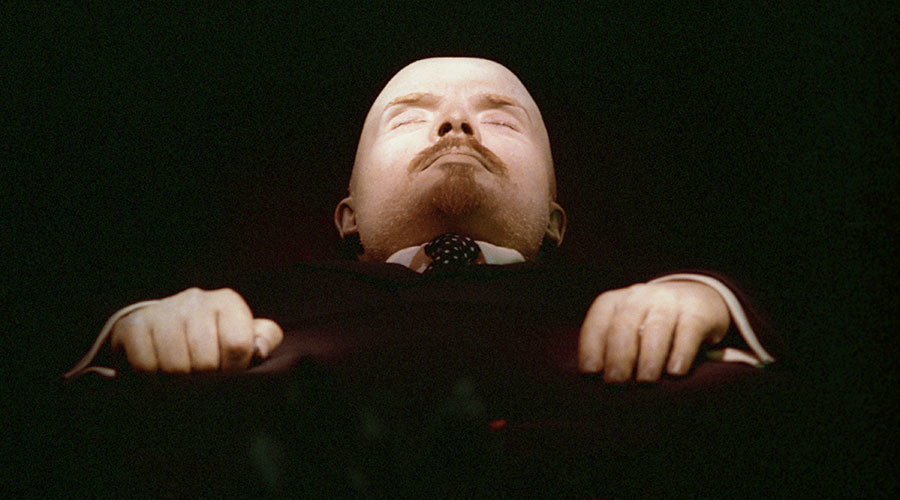 Moscow Patriarchate opposes idea of Lenin burial as 'untimely'