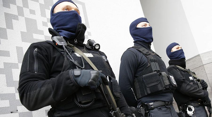 Radical Greek militants claim responsibility for parcel bomb attack at German finance ministry