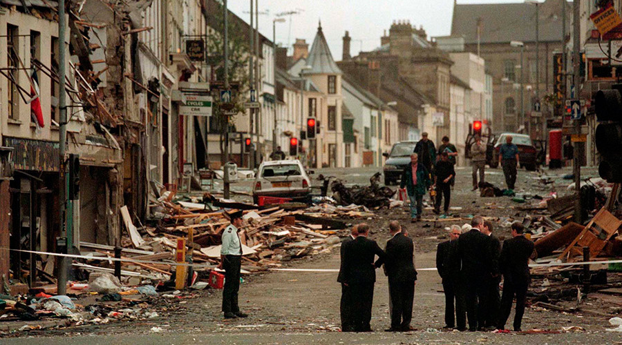 an analysis of the city of belfast in northern ireland bomb attacks in 1972 Northern ireland – the troubles how oliver cromwell's army besieges the city of drogheda in ireland 2001 in andersontown in west belfast, northern ireland.