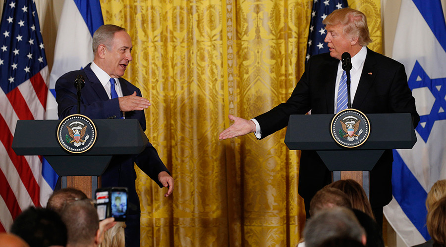 Trump's budget cuts State Dept, keeps foreign aid to Israel, silent on other countries