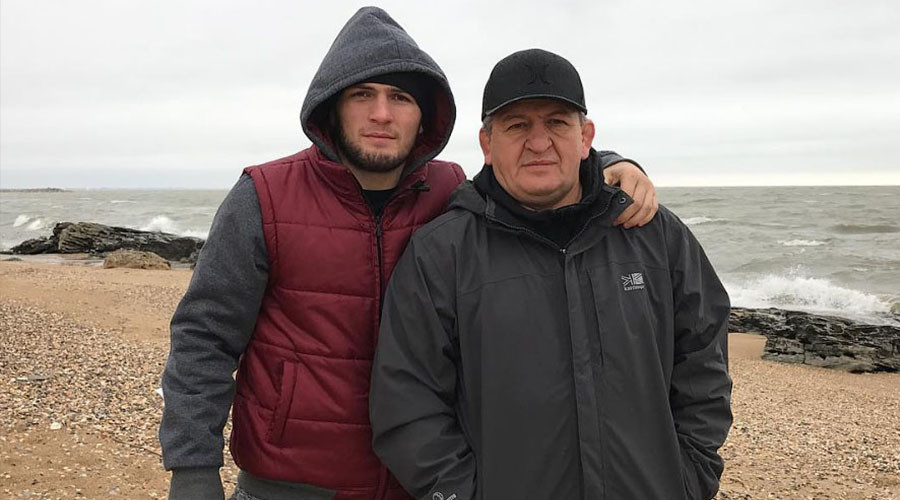 Khabib v Ferguson not likely to happen before September – Nurmagomedov's coach