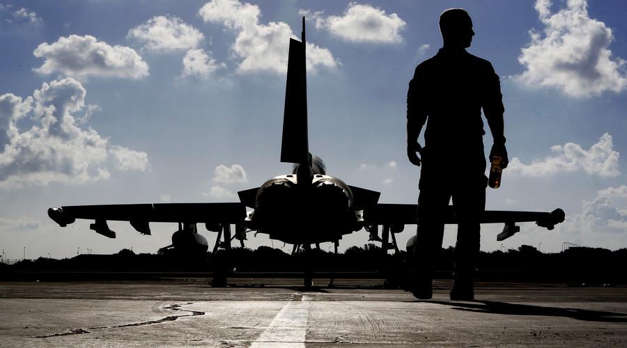 Intercepting Russian planes in neutral skies main reason for RAF emergency sorties