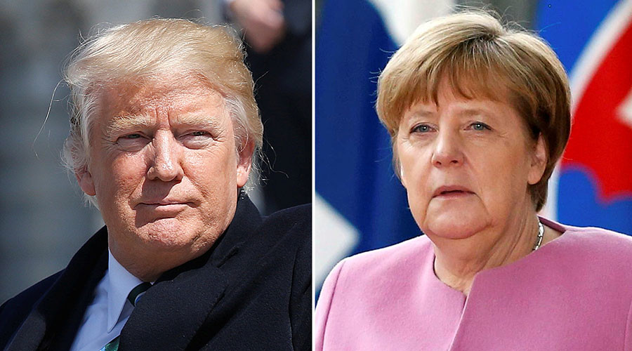 'Merkel's criticism of Trump hasn't made life easy for both of them'