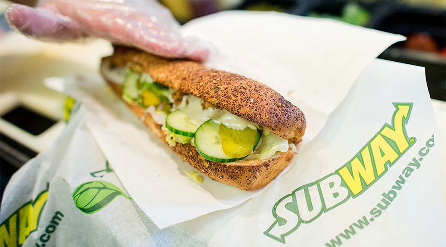 Subway threatens broadcaster over 'soy chicken' report