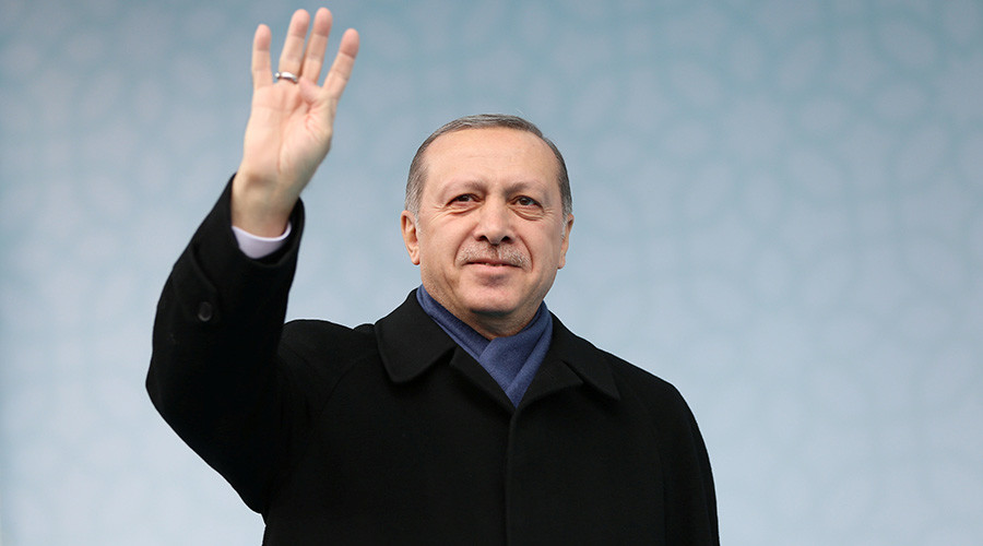 'It's a good time to think about re-criminalizing adultery' – Erdogan