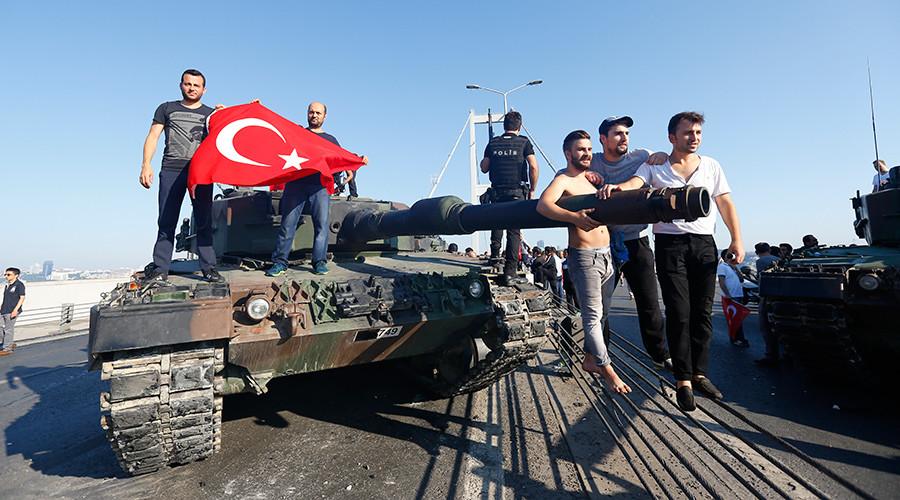 No evidence exiled Turkish cleric Gulen behind anti-Erdogan coup – German intel