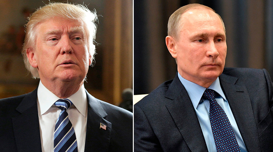 Trump on Putin: 'I don't know him but certainly he is a tough cookie' (VIDEO)