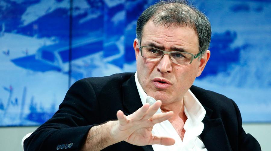 Market 'animal spirits' overestimating Trump - 'permabear' Nouriel Roubini