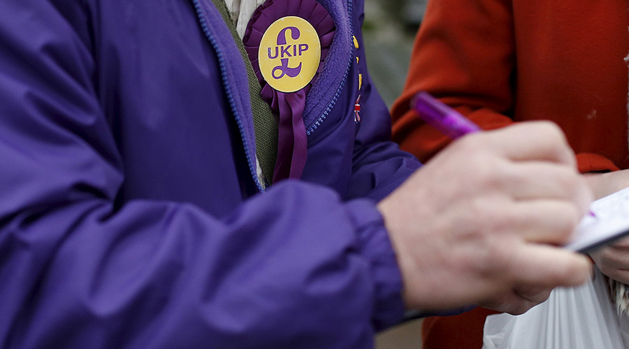 UKIP needs no Banks: Leaked Euroskeptics' docs show deep party rift