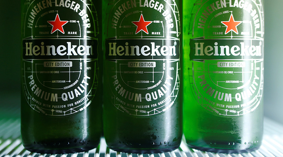 Heineken may lose its red star logo over Hungary's fight with 'symbols of tyranny'