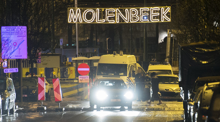 At least 2 dead, 14 injured as explosion causes building collapse in Antwerp, Belgium