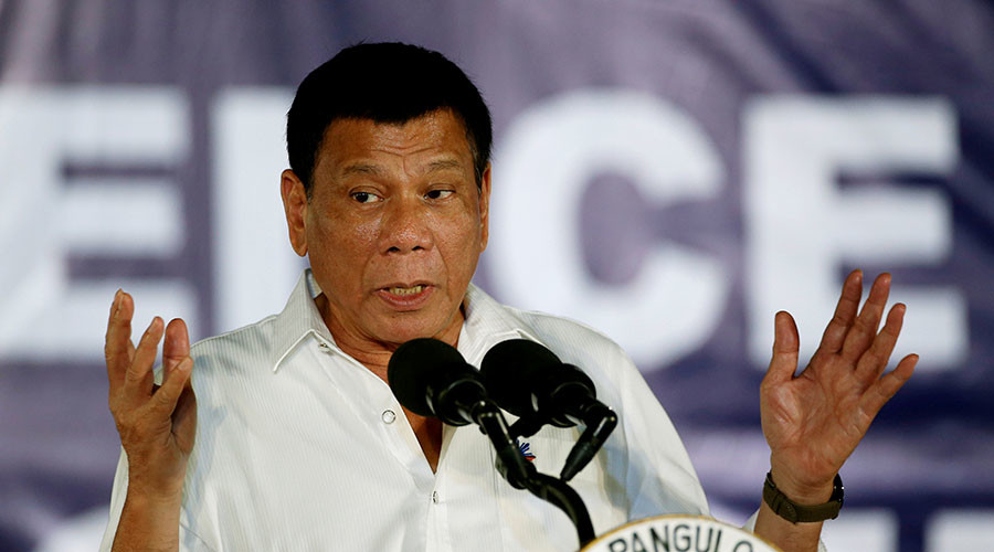 'Don't f**k with us!': Duterte's most virulent insults about his fiercest critics