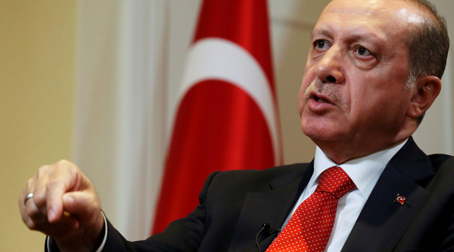 Erdogan says relations with 'fascist & cruel' Europe may be reviewed after April referendum
