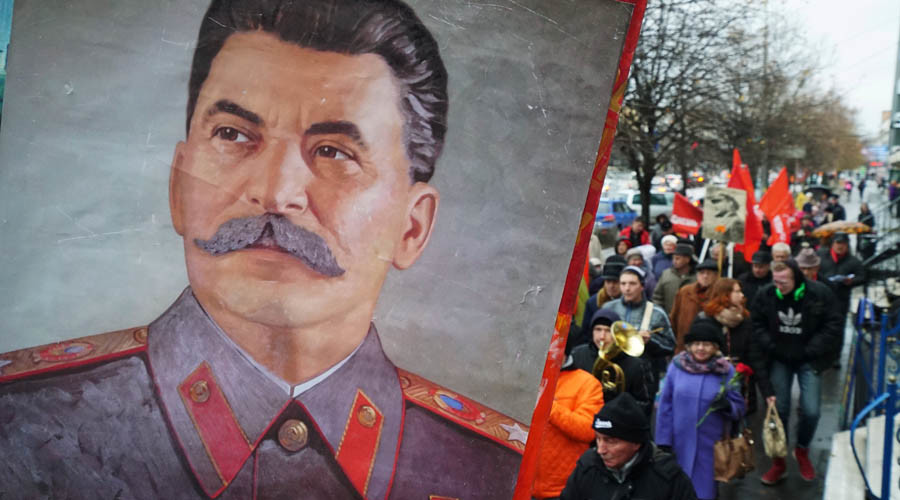 Putting Stalin back on the map: Nationalist leader vows to rename city if elected president