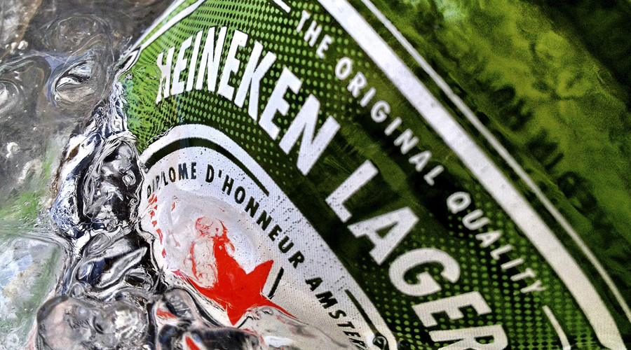 Heineken fights off Hungarian attack on its red star logo