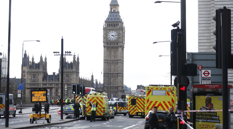 London terrorist attack comes on 1st anniversary of Brussels bombings