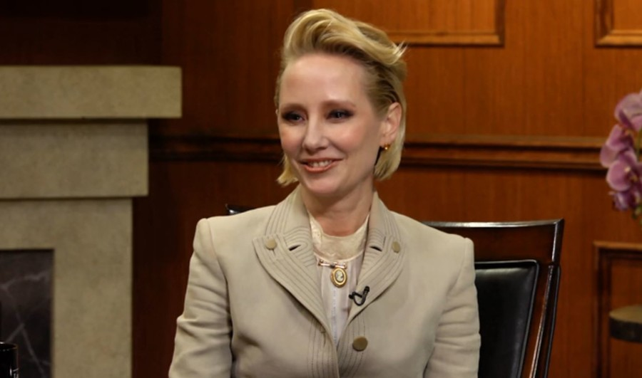"Anne Heche on motherhood, Johnny Depp, and ""catfights"""